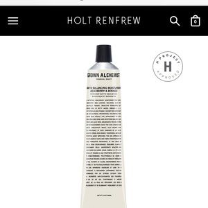 NEW Grown Alchemist Matte Balancing Moisturizer